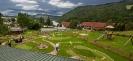 Golfpark mit angrenzendem Spielplatz